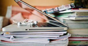 Problemy z dyscypliną za na zajęciach on-line
